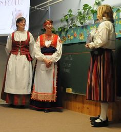 Image detail for -traditional Finnish clothes