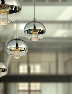 The 13 light Zing ceiling pendant by ET2 Lighting.