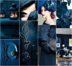 Oxford navy blue Jeweltone Summer base color