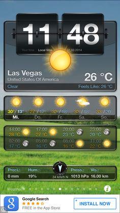 The weather is Hot ; Disneyland, Las Vegas, United States, Weather, Usa, Last Vegas, U.s. States, Weather Crafts