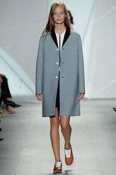 Lacoste womenswear, spring/summer 2015, New York Fashion Week