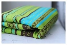 So pretty; love the bright blue thrown in. Blue Throws, Woven Wrap, Baby Wraps, Jacquard Weave, Baby Wearing, Zara, Green, Pattern, Cotton