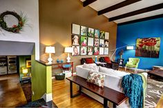 Interior Photos eclectic-living-room