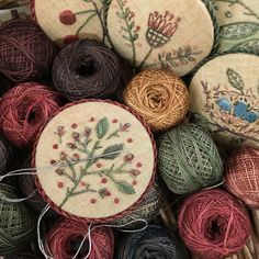 222 Best Embroidery Images In 2019 Needle Thread Make Your Mark
