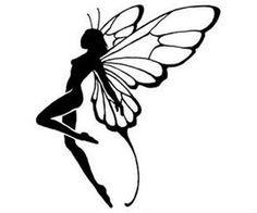 Fairy Tattoo Design - see more designs on http://thebodyisacanvas.com