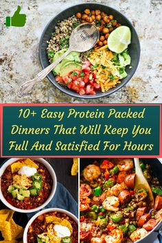 #Easy #Protein #Packed #Dinners #Keep #Full #Satisfied #Hours Protein Pack, High Protein, Angelina Jolie Style, Wedding Heels, Delicious Dinner Recipes, Almond Nails, Acrylic Nail Designs, Russian Dogs, Reeses Cake