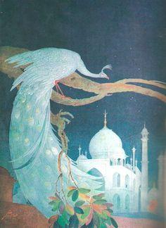 classic-work-of-abdul-rehman-chughtaiwater-colourist-indo-pak-1360338028_b.jpg (600×824)