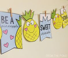 Frog Spot: Be a Pineapple!