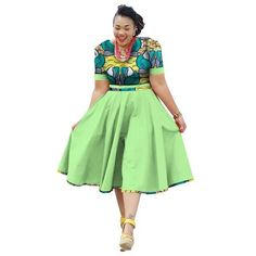 Cheap dashiki for women, Buy Quality dress african print directly from China plus size african dashiki Suppliers: Plus Size Clothing 2017 summer Dress African Print Dress Dashiki For Women Bazin Riche Vestidos Femme Dress Plus Size BRW African Wear Dresses, Latest African Fashion Dresses, African Print Fashion, African Attire, African Outfits, Plus Size Dashiki Dress, Shweshwe Dresses, African Fashion Designers, African Traditional Dresses