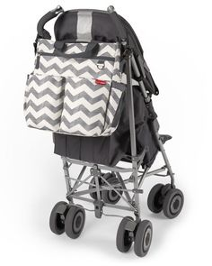 Diaper bags - Skip Hop diaper bag Duo Signature Chevron Skip HopSkip Hop You are in the right place about baby bed - Baby Toys, Häkelanleitung Baby, Stroller Bag, Diaper Bag Backpack, Diaper Bags, Toys R Us, Maternity Outfits, Maternity Fashion, Bag Essentials