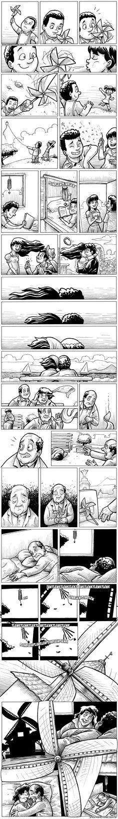 FunSubstance - Funny pics, memes and trending stories Sad Comics, Comics Story, Short Comics, Cute Comics, Cute Stories, Short Stories, Beautiful Stories, Feeling Sad, Faith In Humanity