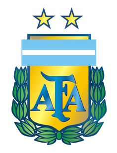 The Argentine Football Association (Spanish: Asociación del Fútbol Argentino) is the governing body of football in Argentina. It organises the Primera . Soccer Logo, Football Team Logos, National Football Teams, Soccer Teams, Football Stuff, Football Soccer, Argentina Football Team, America's Cup