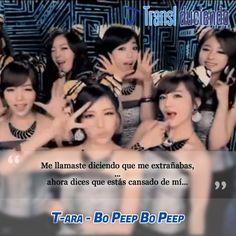 T-ara - Bo peep bo peep | KPop