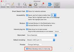 Enable Google Inbox on Safari