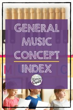 One thing I've learned as an elementary music teacher is the power of concept-based planning. Knowing the concepts I was teaching in my elementary music classes made it so much easier to figure out what to teach, when I was having to reinvent so many of my lessons. In this post I'm compiling all my favorite lessons for teaching those fundamental concepts for general music in one place to make everyone's lesson planning lives a little easier! Elementary Choir, Elementary Music Lessons, Music Lessons For Kids, Classroom Management Tips, Classroom Organization, Embrace The Chaos, Lesson Planning, Teaching Strategies, Teacher Resources