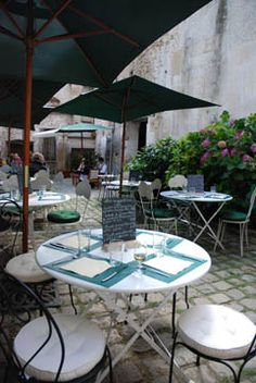 Salon de thé Dame Jeanne