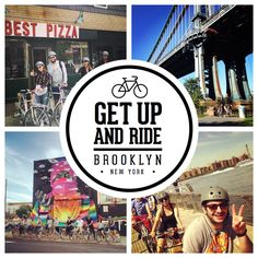 Get off the bus, rest your feet and see NYC like you should, on a bike tour with Get Up and Ride. Rated #1 activity on TripAdvisor since 2012 and representing Brooklyn and Manhattan, a Get Up and Ride bike tour is the BEST introduction you can have to New York City.  We'll provide you with a comfortable bike, helmet and even a walkie-talkie and headset so that you're tuned in to the guides commentary throughout the ride. Best of all, you'll ride in a small group with other like-minded riders…