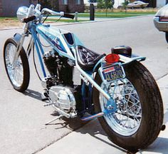 Choppers from the & Custom Choppers, Custom Bikes, Old School Chopper, Retro Futuristic, Digger, Chevy, Bicycle, Iron, Vehicles