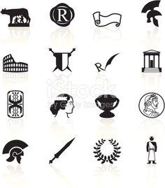 black-symbols-roman-empire-vector-id165668866 (387×442)