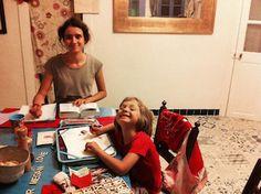 anglais dans une famille anglaise d'artistes en France www.anglais-in-france.fr