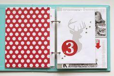 My creative corner: December Daily - days 2 & 3