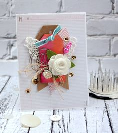 Watercolor + Wood : A Watercolored Wood Tag by Julia Stainton for Maya Road plus video tutorial