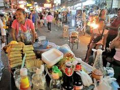 Street food in Bangkok provides convenient, delicious and cheap meals and it's one of the purest ways to get in touch with the local culture. Asian Street Food, Best Street Food, Popular Now, Street Vendor, Visit Thailand, Tourism Industry, Cheap Meals, Plant Based Diet, Southeast Asia