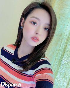 Swoɴιe🌙 by Dispatch. Kpop Girl Groups, Korean Girl Groups, Kpop Girls, Pretty Korean Girls, Sexy Asian Girls, Cute Girls, Cool Girl, Rapper, Oh My Girl Yooa