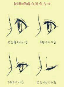 Manga and Anime Eyes | Anime & Manga Tutorial Blog ...