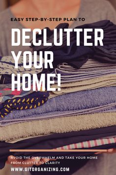 Decluttering is not just about getting rid of things, it is about putting things away, making decisions, finding solutions, memories, asking questions, tidying up, and change. I have created a step-by-step guide here to help you plan and prepare for your decluttering Making Decisions, Take You Home, Declutter Your Home, Tidy Up, Feeling Overwhelmed, Decluttering, Step Guide, How Are You Feeling