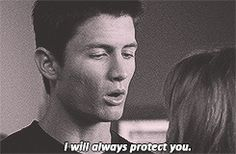 one tree hill nathan scott i will always protect you gif