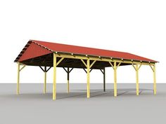 beam bracing on pole barn