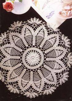 Kira crochet: Crocheted scheme no. 397
