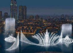 Le fontane danzanti - Cerca con Google