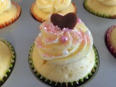 August Birthday cupcakes