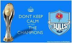 Keep Calm, Champion, Blue, Stay Calm, Relax