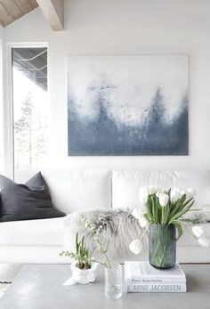 New paintings – by Nina Holst | Stylizimo blog | Bloglovin'
