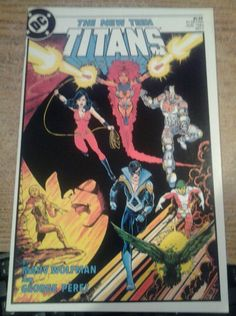 The New Teen Titans #1 9.9 Mint Uncertified SIGNED by George Perez DC Comics for sale on EBay. Starting price is $5.65 with a Buy It Now of $11.30. Cannot beat that. Get it for your geek friends!