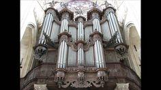 Guilmant - Final from Sonate No.1 pour Orgue at St. Ouen