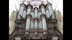 Guilmant - Final from Sonate No.1 pour Orgue at St. Ouen