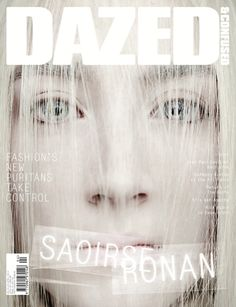 Saoirse Ronan – Dazed Magazine Abril 2013