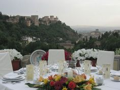 La Chumbera, Granada, Spain - @Meredith Bhatt's amazing wedding!