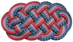 SerpentSea - Hand woven rope mats by Sophie Aschauer - Morgan