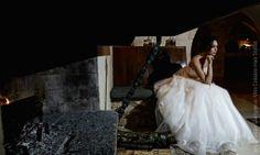 Hair & Make Up Elisa Colazzo. Ester Rizzo testimonial 2014 Vito Colazzo Parrucchieri #hair #wedding #vitocolazzoparrucchieri