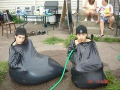 OG Hot Tubs in a Bag. These guys don't have some other better hood rat stuff to do than this?