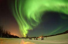 Auroras boreales, #Alaska Northen ligths #alaska