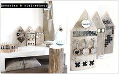 Kamer 26: veel steigerhouten accessoires