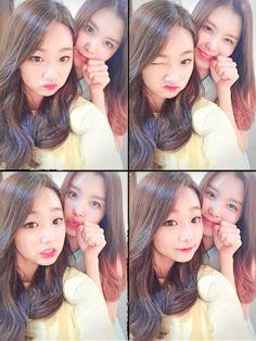 Mina and Soyee ❤️❤️