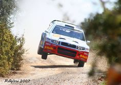 J. KOPECKY-SKODA FABIA WRC-R. PORTUGAL 07-SHAKEDOWN