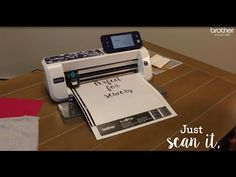 Explore Different Types of Cuts with ScanNCut - YouTube